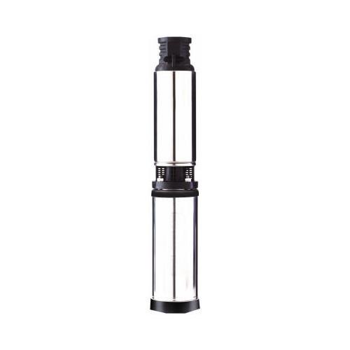 Pentair Water 123328 Submersible Well Pump, 4-Inch Stainl...