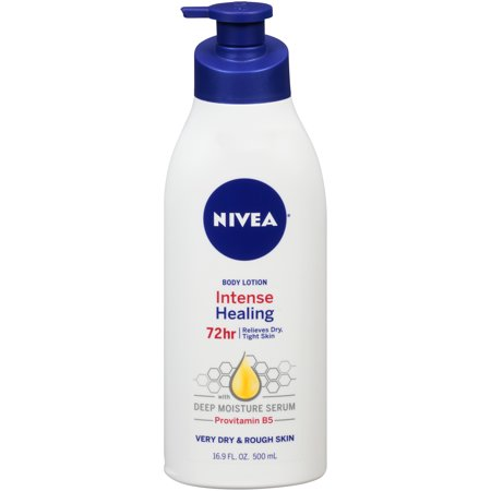 NIVEA® Intense Healing Body Lotion 16.9 fl. oz. Pump