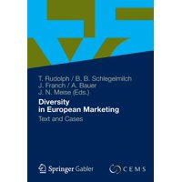 Diversity in European Marketing : Text and Cases