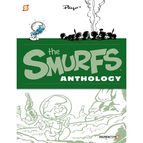 The Smurfs Anthology 3