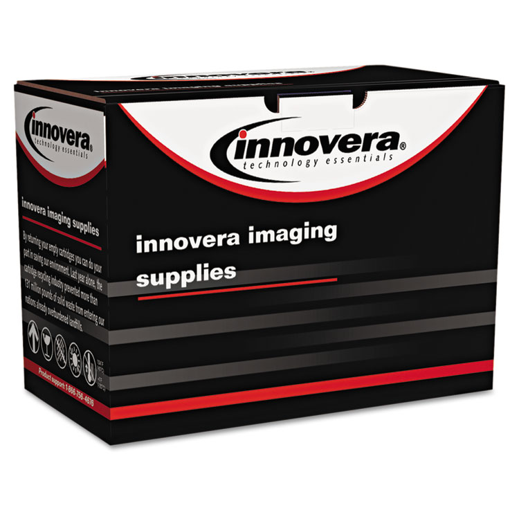 Innovera Remanufactured 5206B001 (PG-240XL) High-Yld Toner, 300 Page-Yld, Black - IVRPG240XL