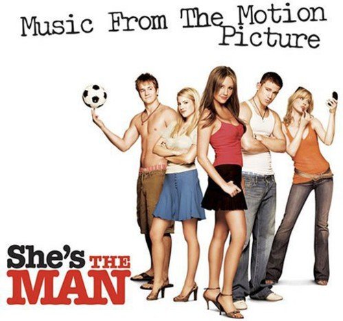 She's the Man Soundtrack