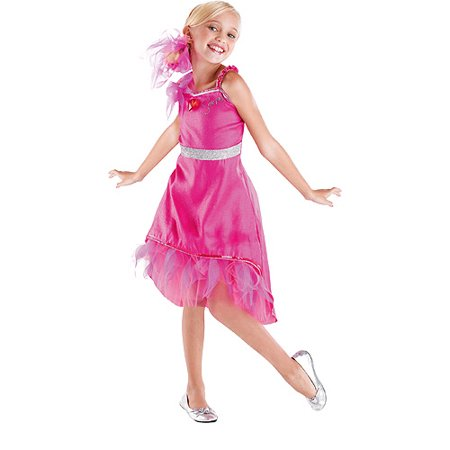 High School Musical 3 Sharpay Prom Child Costume