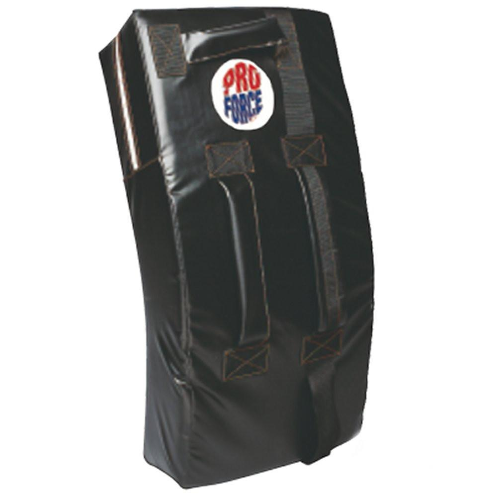 Curved Body Shield for Kicking and Punching