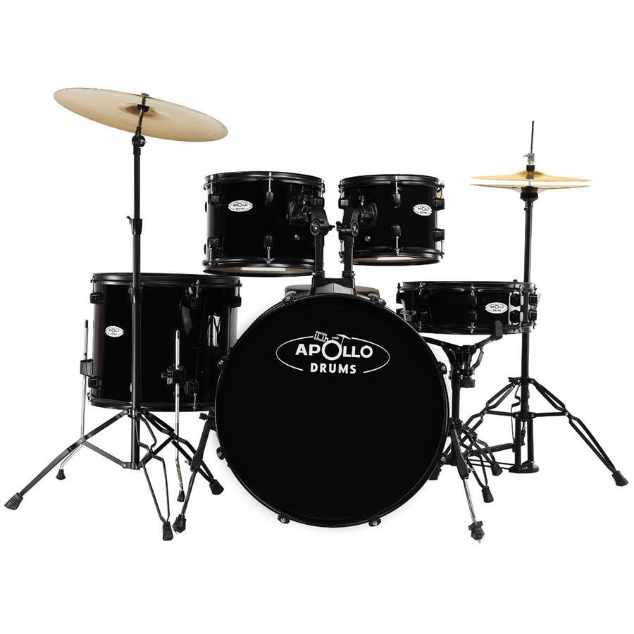 Click here to buy Apollo Drums 5-Piece Drum Set by Apollo Drums.