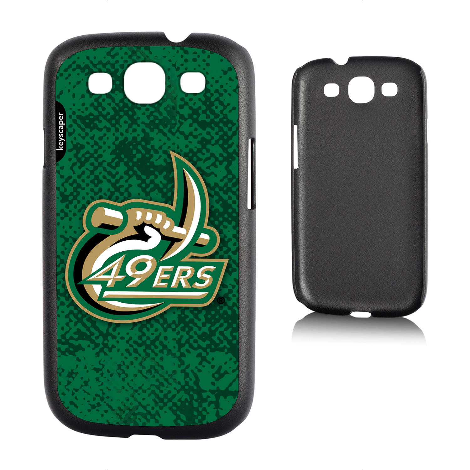 North Carolina Charlotte 49ers Galaxy S3 Slim Case