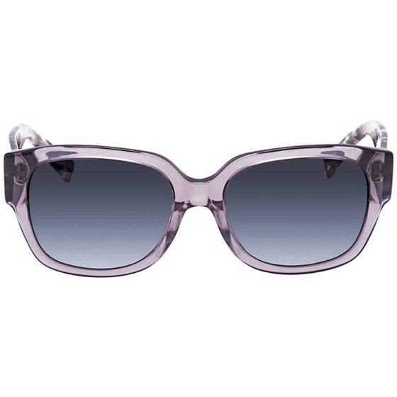 f6a996567d Dior - Dior Flanellef Grey Gradient Rectangular Ladies Sunglasses ...