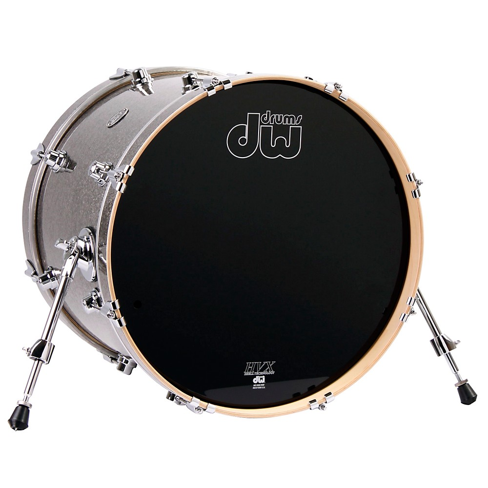 DW Performance Series Kick Titanium Sparkle 16x20