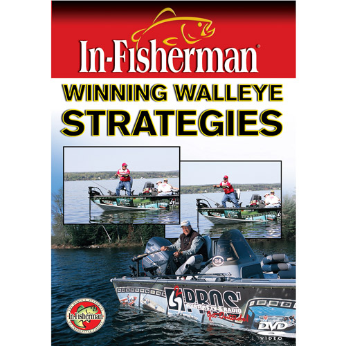 Winning Walleye Strategies DVD