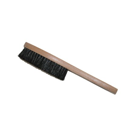 b1231463253 Horsehair Brush for Wool Hat Clean Nap Wooden Handle