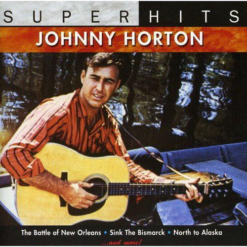 Johnny Horton - Super Hits [CD]