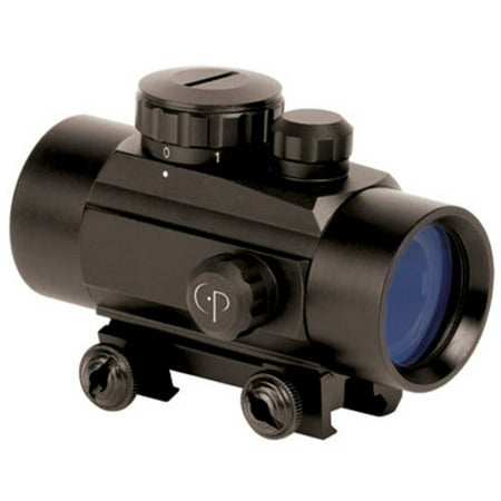 Centerpoint Scope 1X30mm Enclosed Reflex Sight With Red Green Illuminated Dot