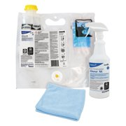 Diversey Glance NA Glass & Multi-Surface Cleaner, 0.172 L Smart Mix Pro Bag