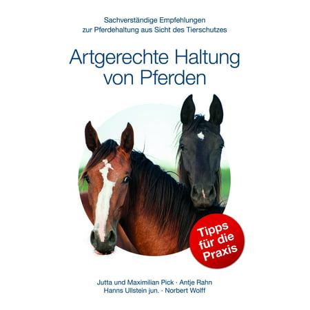 Artgerechte Haltung von Pferden - eBook (Moderne Haltung)