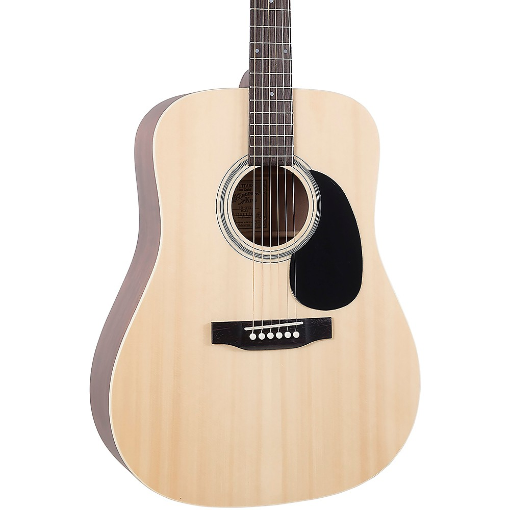 Recording King RD-M9M All-Solid Dreadnought Acoustic Guitar