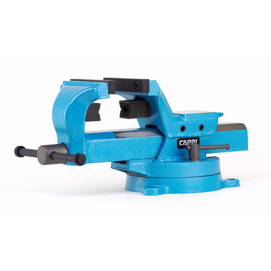 "Capri Tools Ultimate Grip Forge Steel Bench Vise, 7"" by Capri Tools"