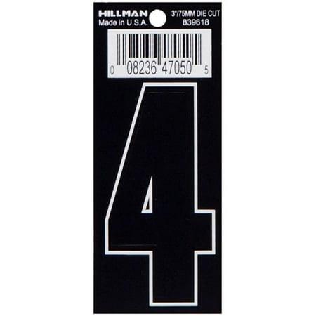 Number,'4' 3