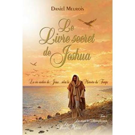 Le Livre Secret De Jeshua Tome 2 Ebook
