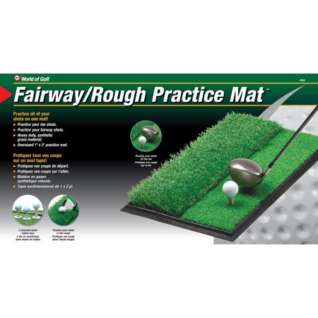 JEF World of Golf Fairway / Rough Mat