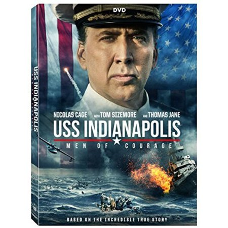 USS Indianapolis: Men of Courage (DVD)