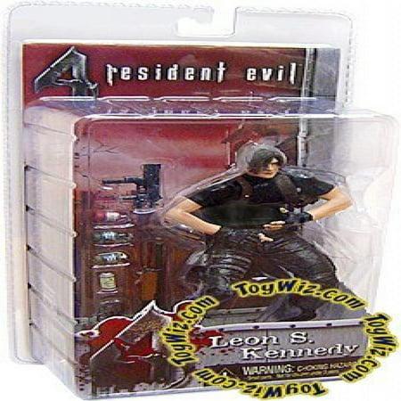 Resident Evil 4 Series 1 Leon S. Kennedy No Jacket Action Figure - Leon Kennedy Halloween