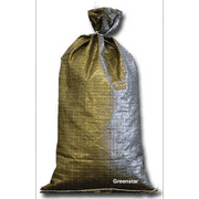 Greenstar Sand Bags Deluxe Quality – 14 x 26 inch, Military Sandbag for Flooding (20 Pack)