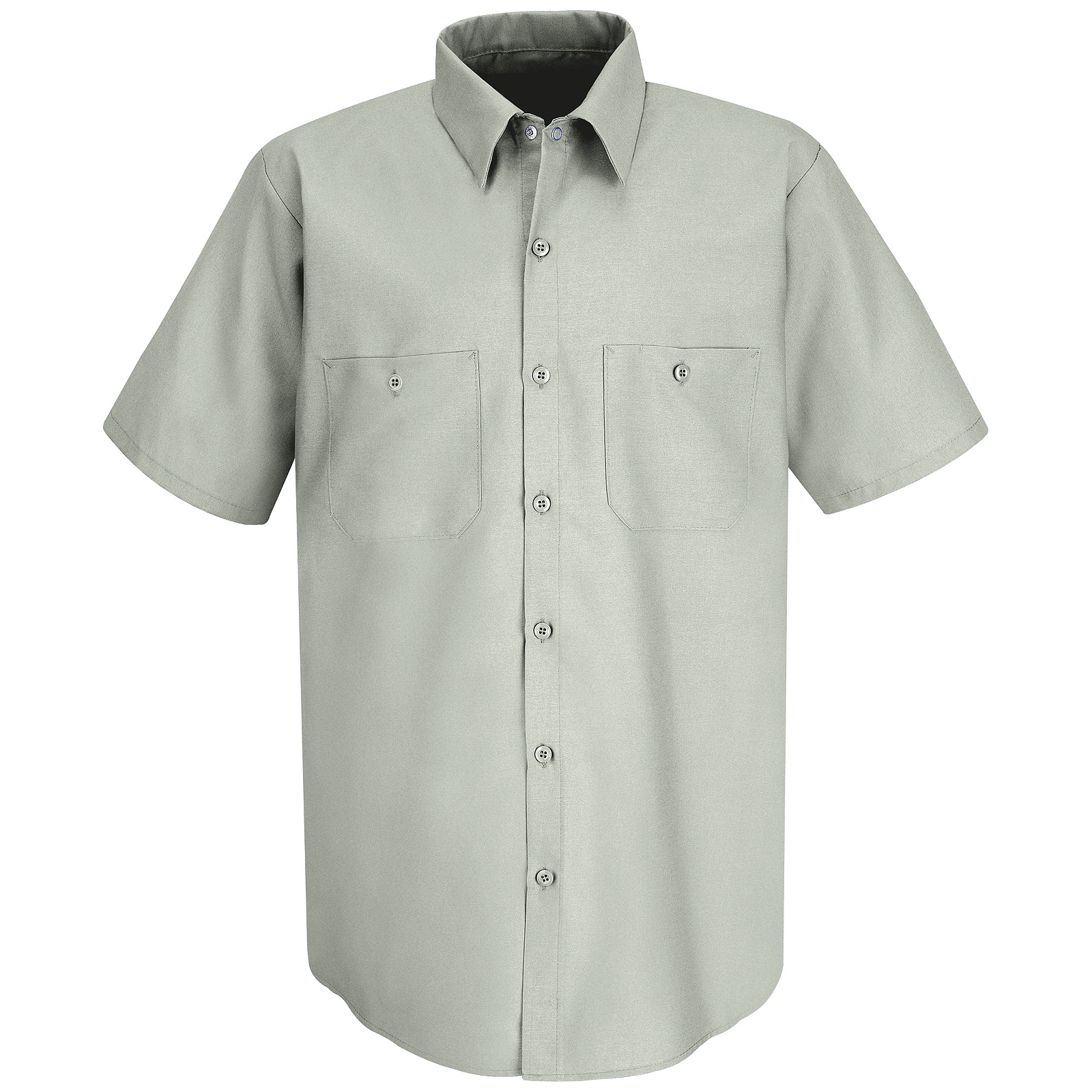 Red Kap SP24 Classic Solid Industrial Work Shirt