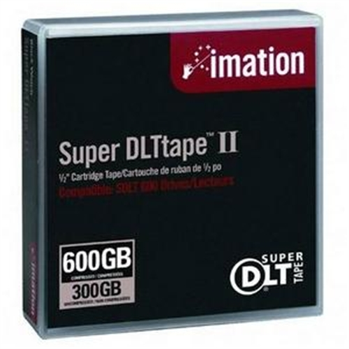 Imation BlackWatch SuperDLTtape II Cartridge 16988