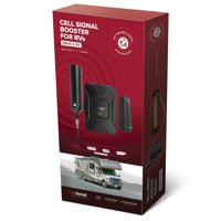 weBoost 471410 Drive X RV Cellular Signal Booster Kit