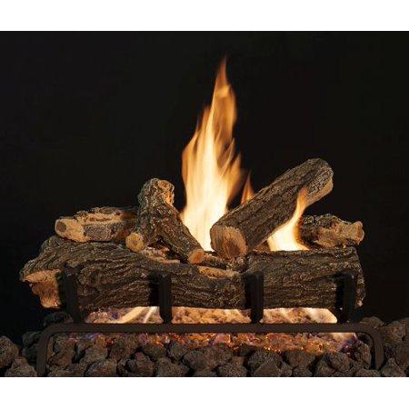 18 Arizona Weathered Oak 6 Piece Log Set