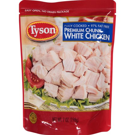 (3 Pack) Tyson® Premium Chunk White Chicken Breast, 7