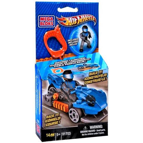Mega Bloks Hot Wheel Precision Luge by