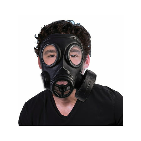 1940's Gas Mask Halloween Costume Accessory - Scary Halloween Gas Mask