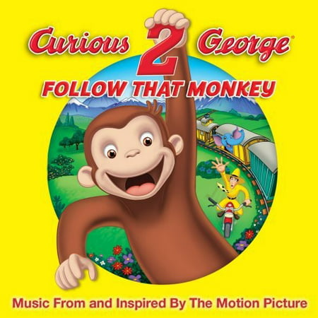 Curious George Halloween Music (Curious George 2: Follow That Monkey)