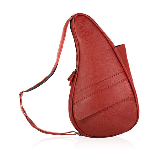AmeriBag Small Leather Healthy Back Bag - Bing Small Leat...