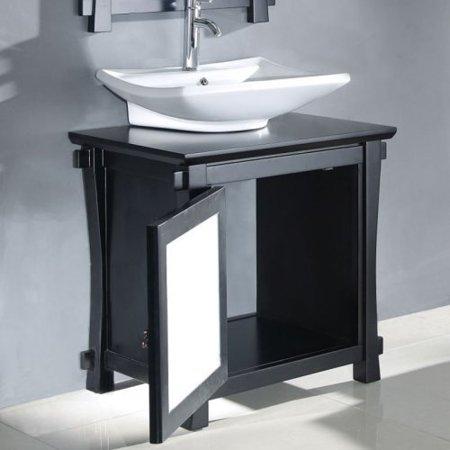 legion furniture miramichi 30 in single bathroom vanity with optional