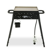 Best Gas Smokers - Country Smokers, 2-Burner Portable Griddle, The Plains-Horizon Series Review