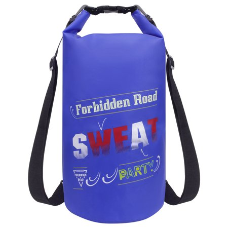 Forbidden Road Waterproof Dry Bag Sack Bag 15L Dark - Dry Sack Spring
