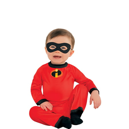 The Incredibles Baby Jack-Jack Costume, Infants, 12-24 Months, with Accessories