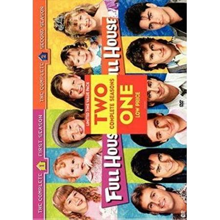 Full House: Seasons 1-2 (DVD) (Full House 1)