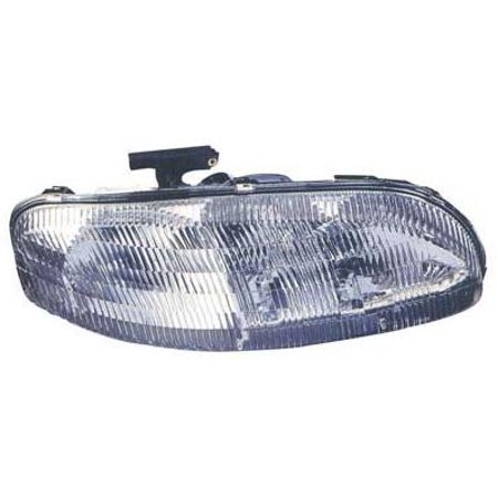 For Chevrolet Lumina 1995-2001/Monte Carlo 1995-1999 Headlight Assembly Passenger Side GM2503139 Monte Carlo Lumina Headlight