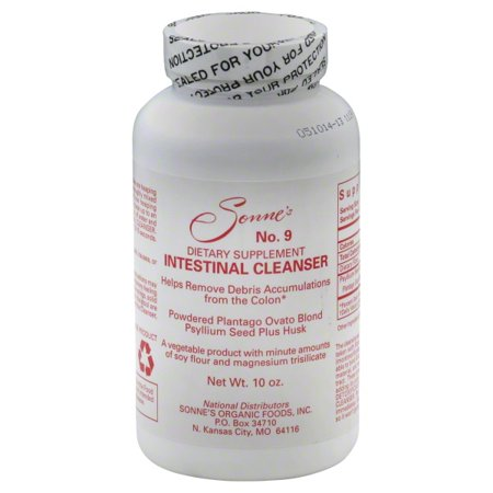 Sonnes Organic Foods Sonnes  Intestinal Cleanser, 10 oz (Sonnenbrillen Sonne)