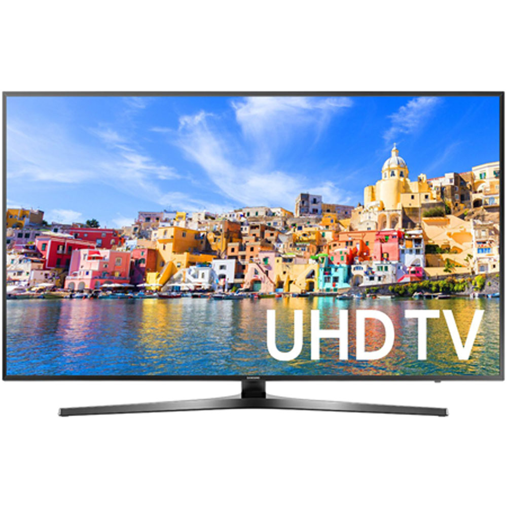 "SAMSUNG 55"" 7000 Series - 4K Ultra HD Smart LED TV - 2160p, 120MR (Model#: UN55KU7000)"