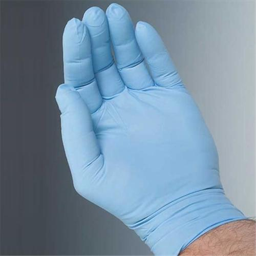 TekSupply DH4321 Disposable Powdered Nitrile Gloves S