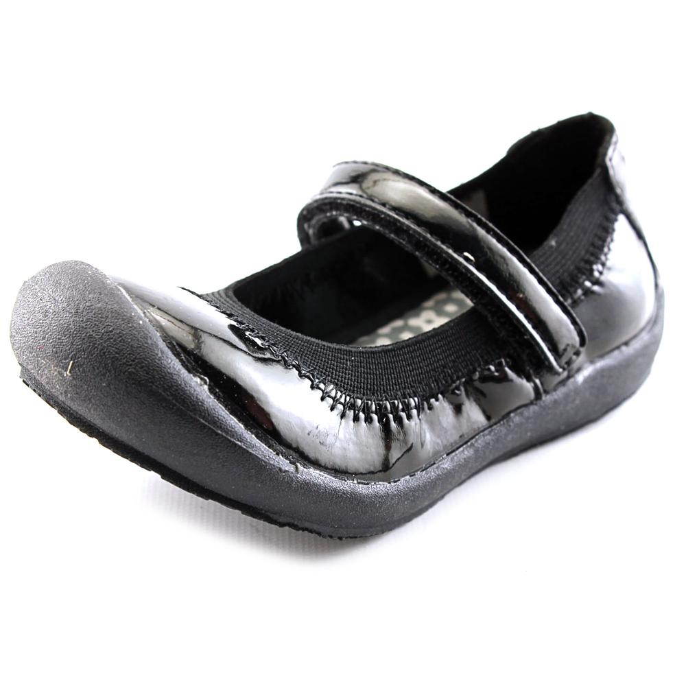 Hanna Andersson Maya Toddler US 9 Black Mary Janes