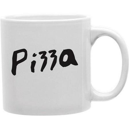 Imaginarium Goods Cmg11 Edm Pizza Everyday Mug   Pizza