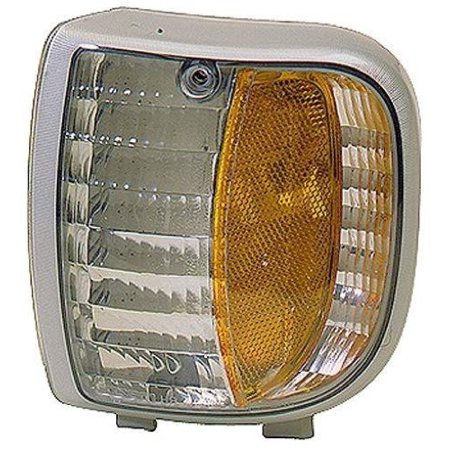 Compatible 1994 - 1997 Mazda B3000 Parking Light Assembly / Lens Cover - Left (Driver) Side ZZM0-51-131 MA2520109 Replacement For Mazda B3000