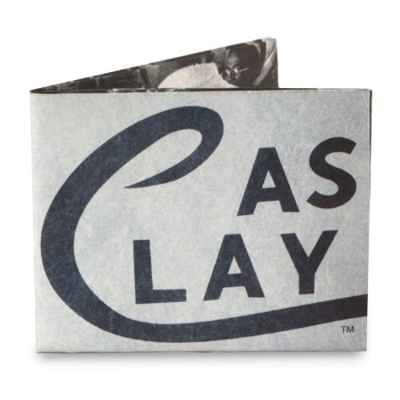 Dynomighty Cassius Clay Mighty Tyvek Wallet - Water/stain/tear Resistant - Be Mighty!