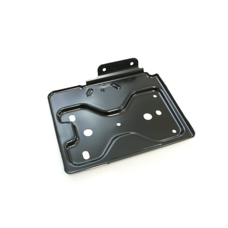 Red Hound Auto Driver Left Side Battery Tray Compatible with Chevrolet GMC Silverado Sierra 1999-2006 1500, 2001-2006 1500 2500 HD, 2007 Classic Models and More ()
