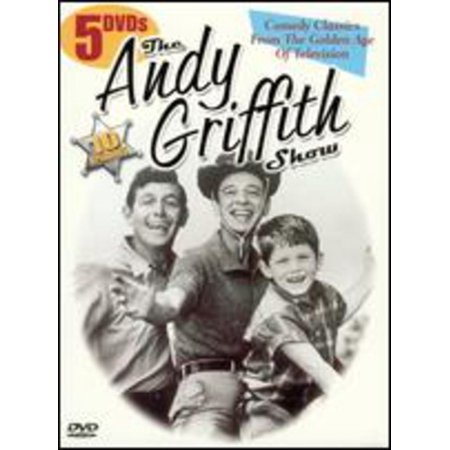 Andy Griffith Show - 10 Episodes Comedy Classics From Golden Age Of Television (DVD)